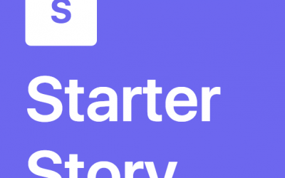 An interview with one of our co-founders on StarterStory.com